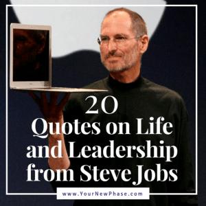 Steve Jobs on Leadership