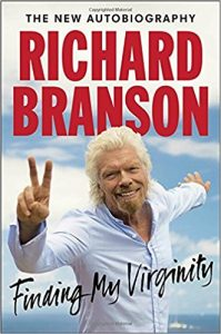 Richard Branson, Finding My Virginity