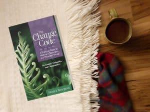 The Change Code Book at Jolabokaflod PDX 2019
