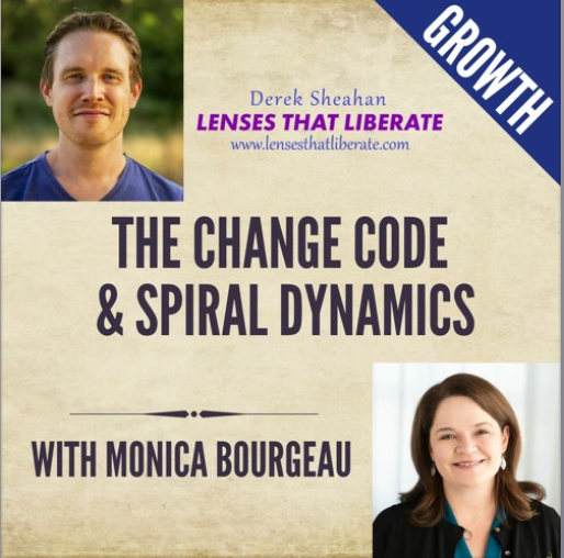The Change Code & Spiral Dynamics on Lenses That Liberate