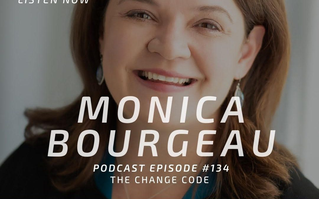 Monica Bourgeau on The Insecurity Project Podcast