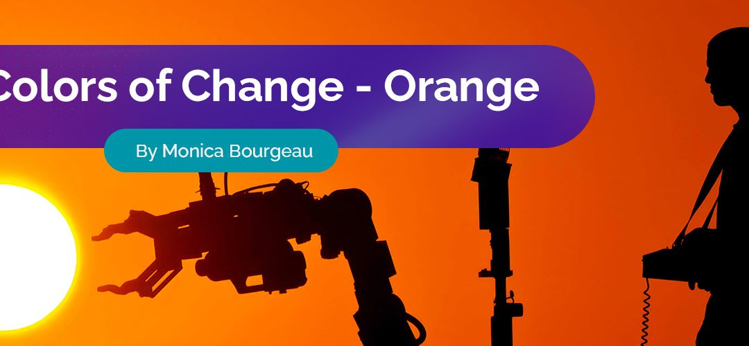 The Colors of Change: Orange