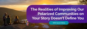 Your Stories Don't Define You